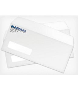Envelope with window 110 mm x 220 mm